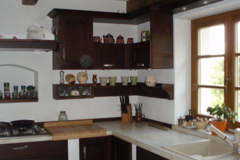 Kuchyně na míru P23