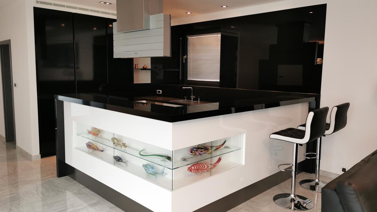 Kuchyňská linka P25
