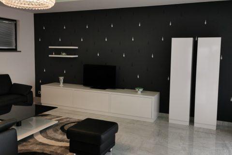 Obývací pokoj na míru P04