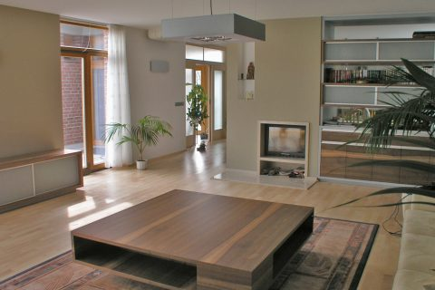Obývací pokoj na míru P05