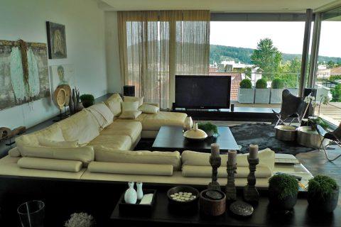 Obývací pokoj na míru P06