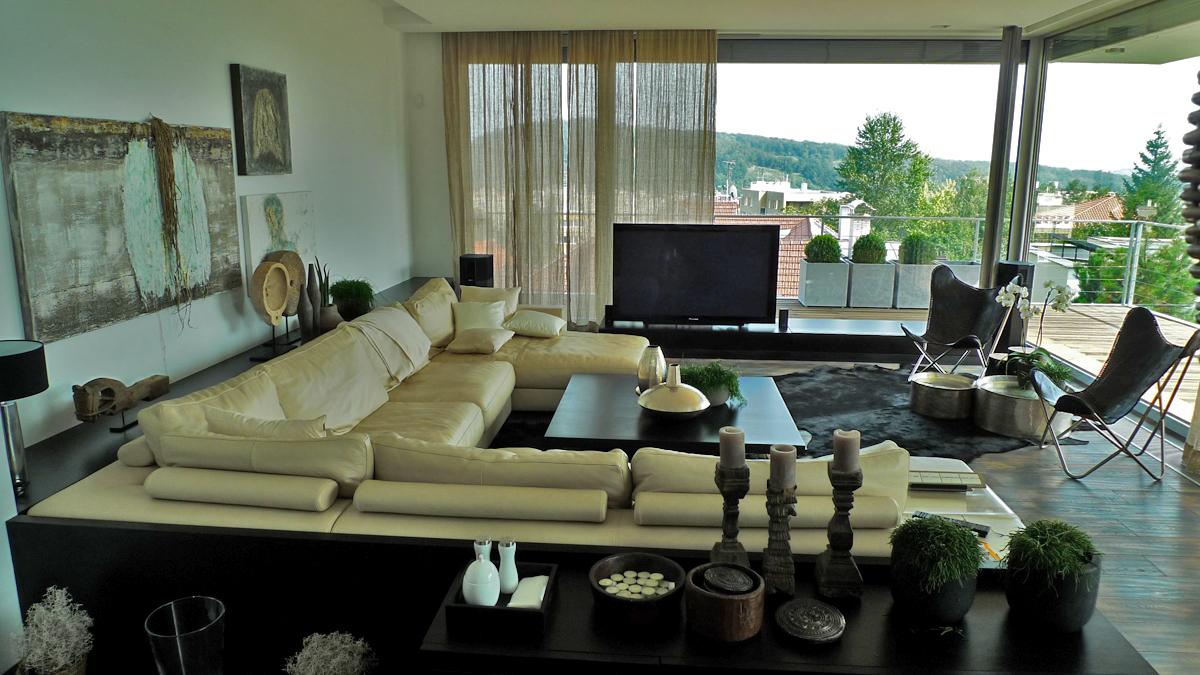 Obývací pokoj P06