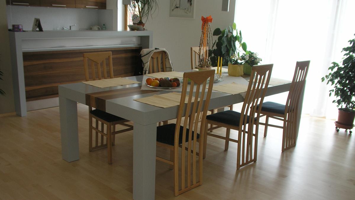 Stůl na míru P06