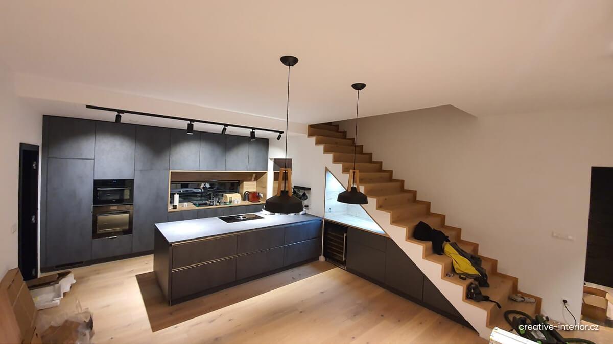 Kuchyně na míru P26